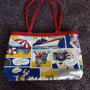 Isabella Fiore comic bag
